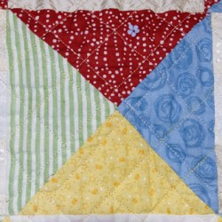 Baby Quilt Front Fabric
