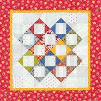 Image of the original quilt idea from allpeoplequilt.com